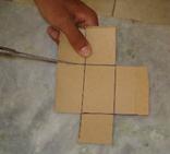 Como fazer forma de silicone - Passo 1