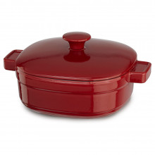 Caçarola de ferro 2,8 litros - Empire Red - KitchenAid