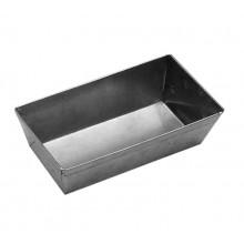 Conjunto de forminhas para brevidade 12 peças alumínio - Doupan