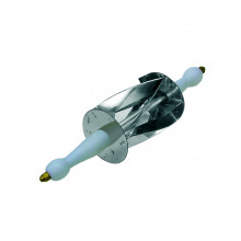 Rolo cortador croyssant 11 cm inox - Doupan