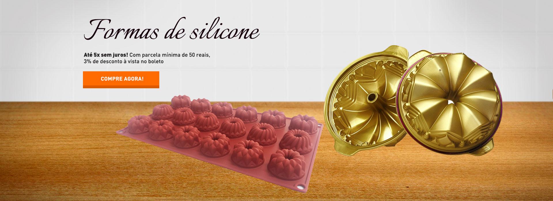 Formas silicone