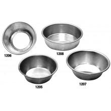 Conjunto de forminhas bebé cônicas 12 peças alumínio - Doupan