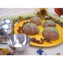 Conjunto de forminhas Luna 12 peças alumínio - Doupan