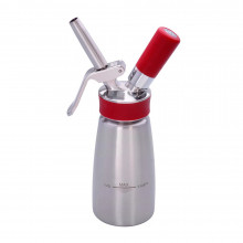 Garrafa Chantilly Gourmet Whip 250ml Inox - Isi