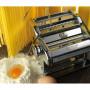 Máquina de macarrão para 3 tipos de massa inox - Atlas 150 -  Marcato